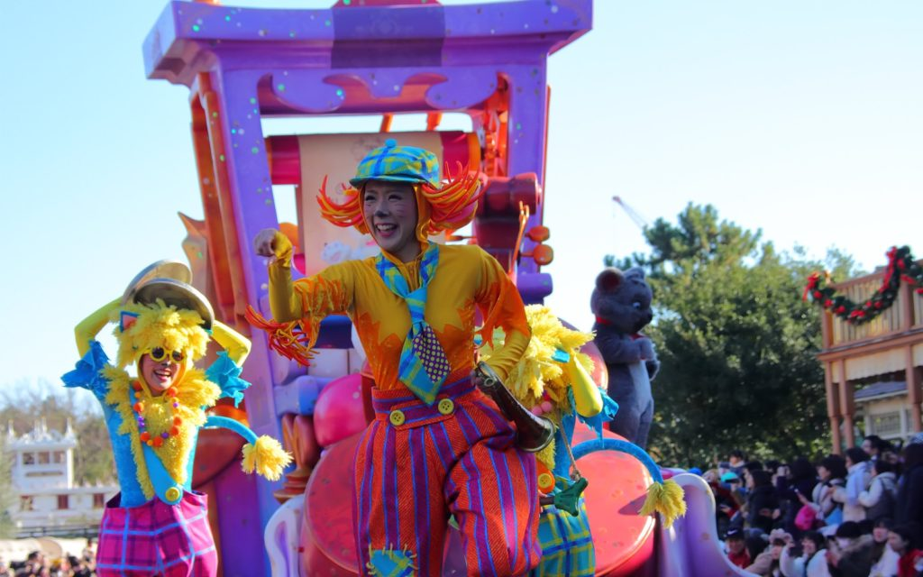 Tokyo Disneyland Parade Guide to Visiting with Kids