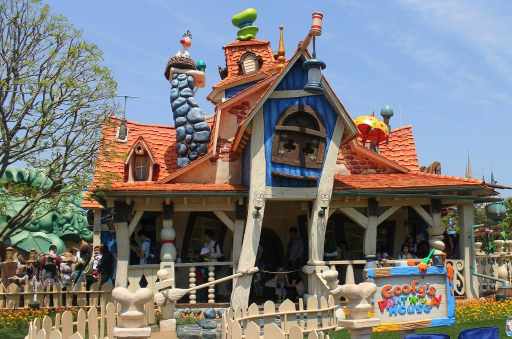 Tokyo Disneyland Toon Town A Guide to Visiting Tokyo Disneyland with Kids