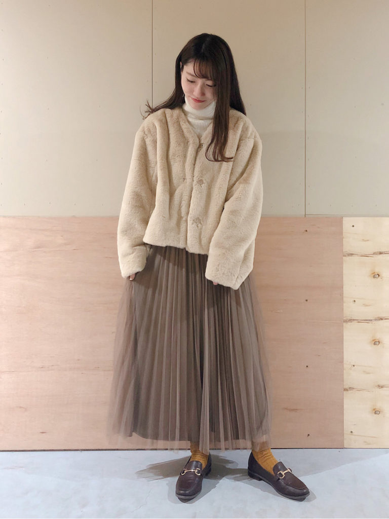 Top 7 Fashion Trends To Rock in Tokyo This Winter Earth Music&Ecology Tulle