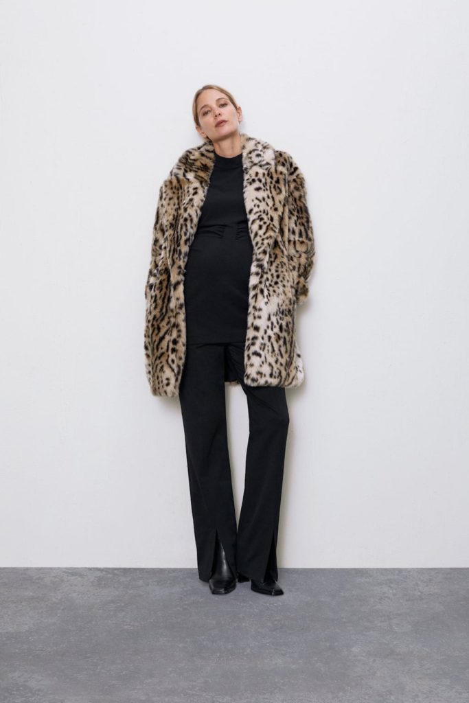 Top 7 Fashion Trends To Rock in Tokyo This Winter Zara Animal