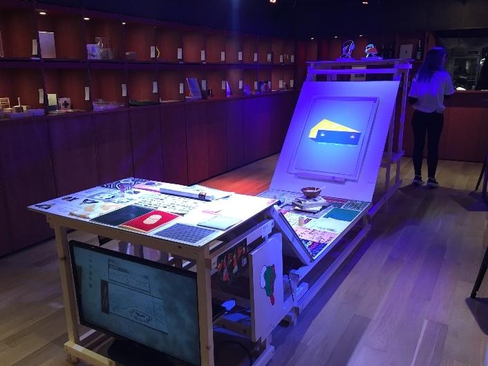 shibuya fukuras tourist information and art center