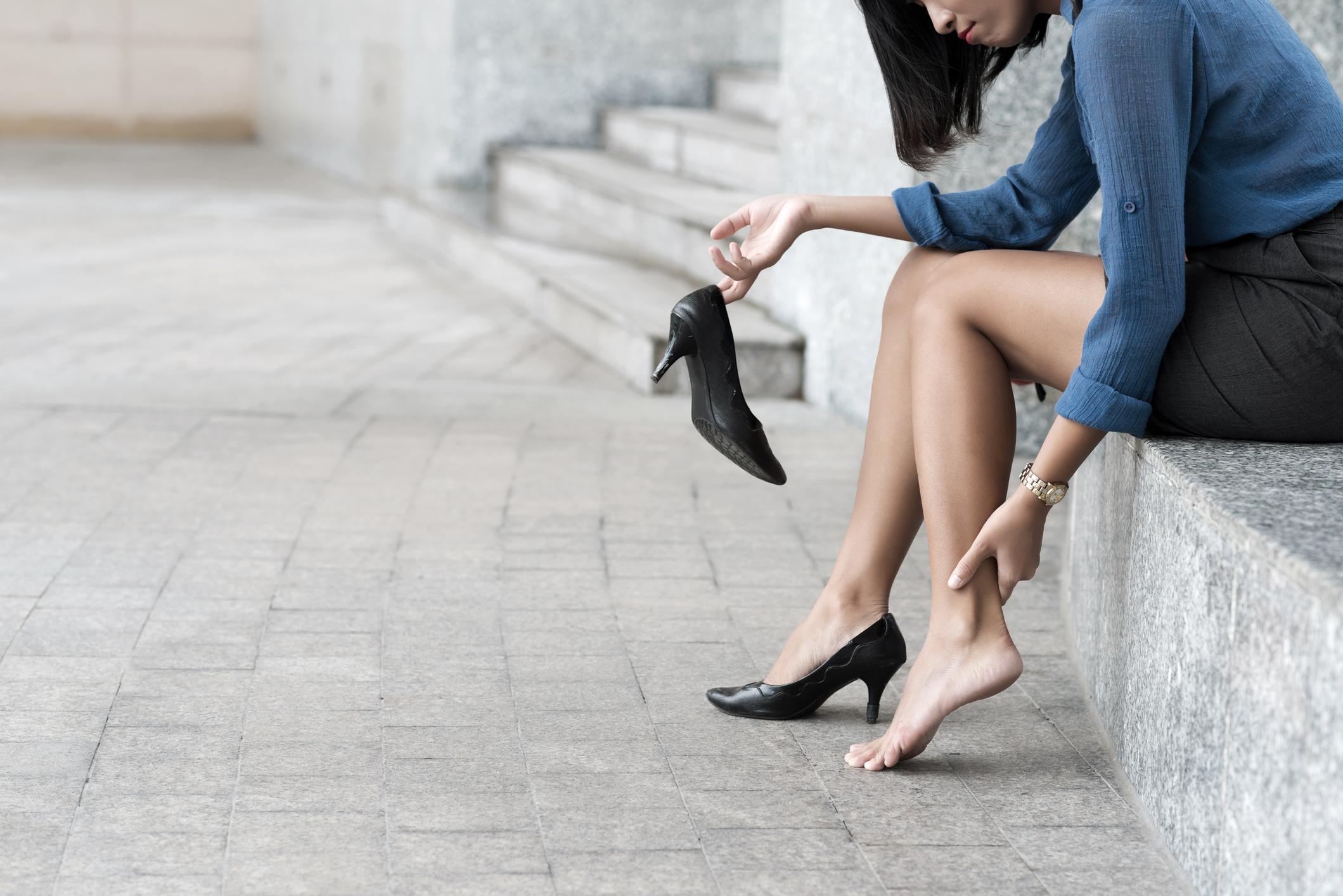 #KuToo, how heels raised a general debate on discrimination against Women in Japan