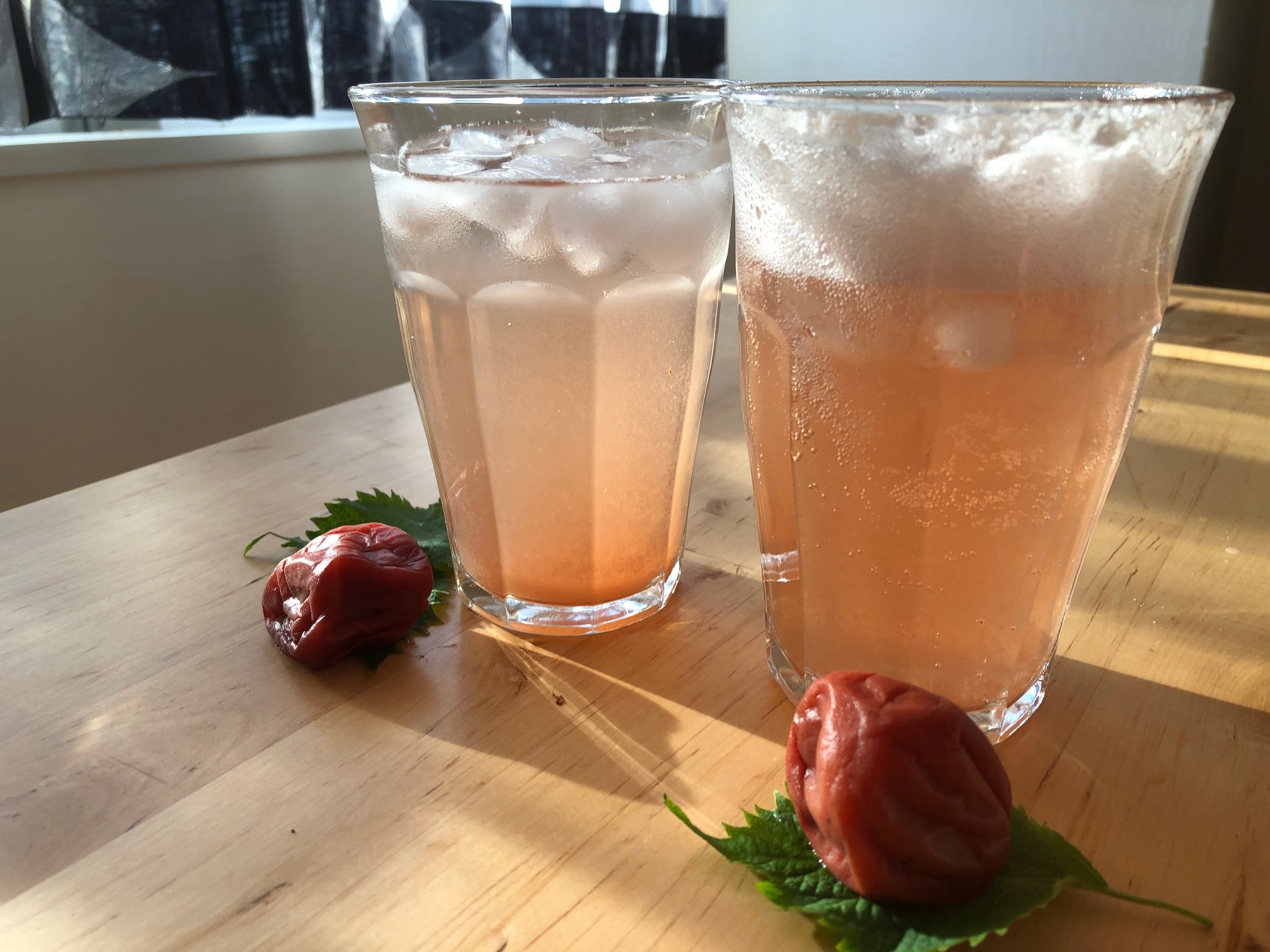 Ume Shiso Syrup Recipe