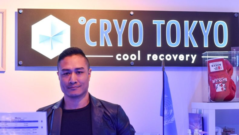 Cryo Tokyo Cool Recovery Counter