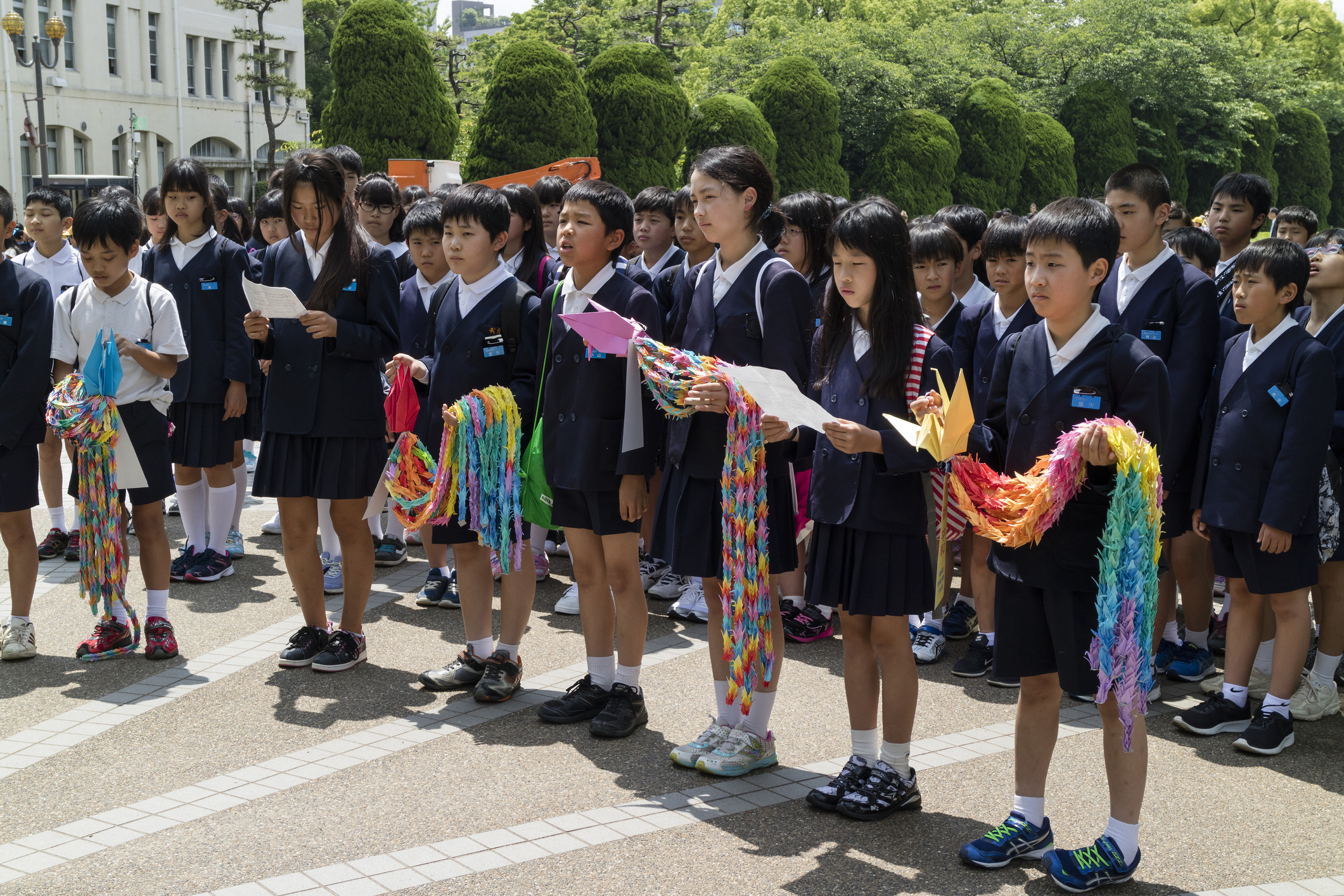 Hiroshima with Kids