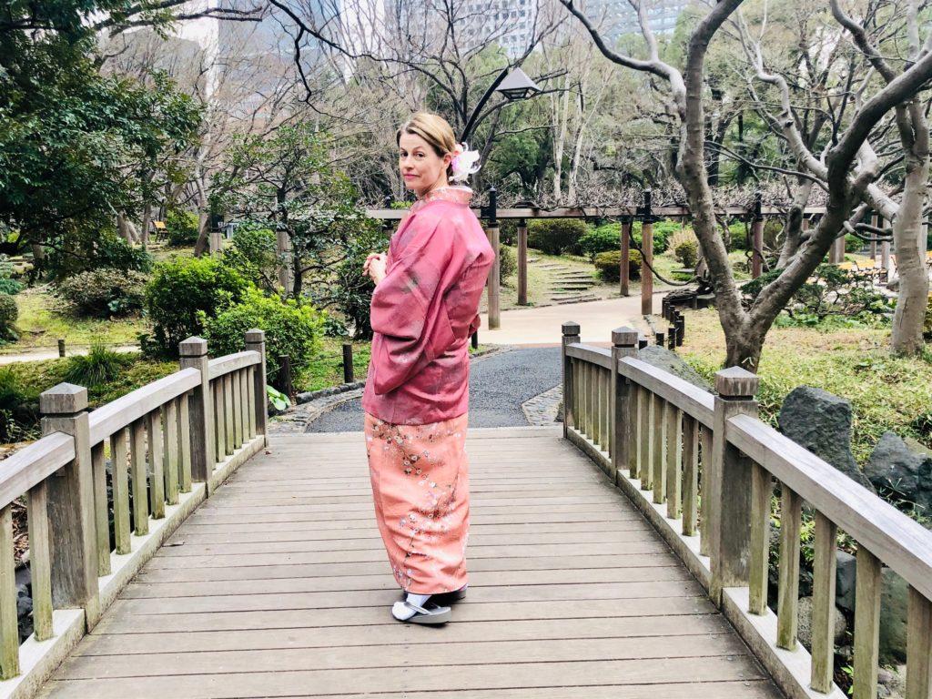 Kimono Queen Mother-Daughter Day