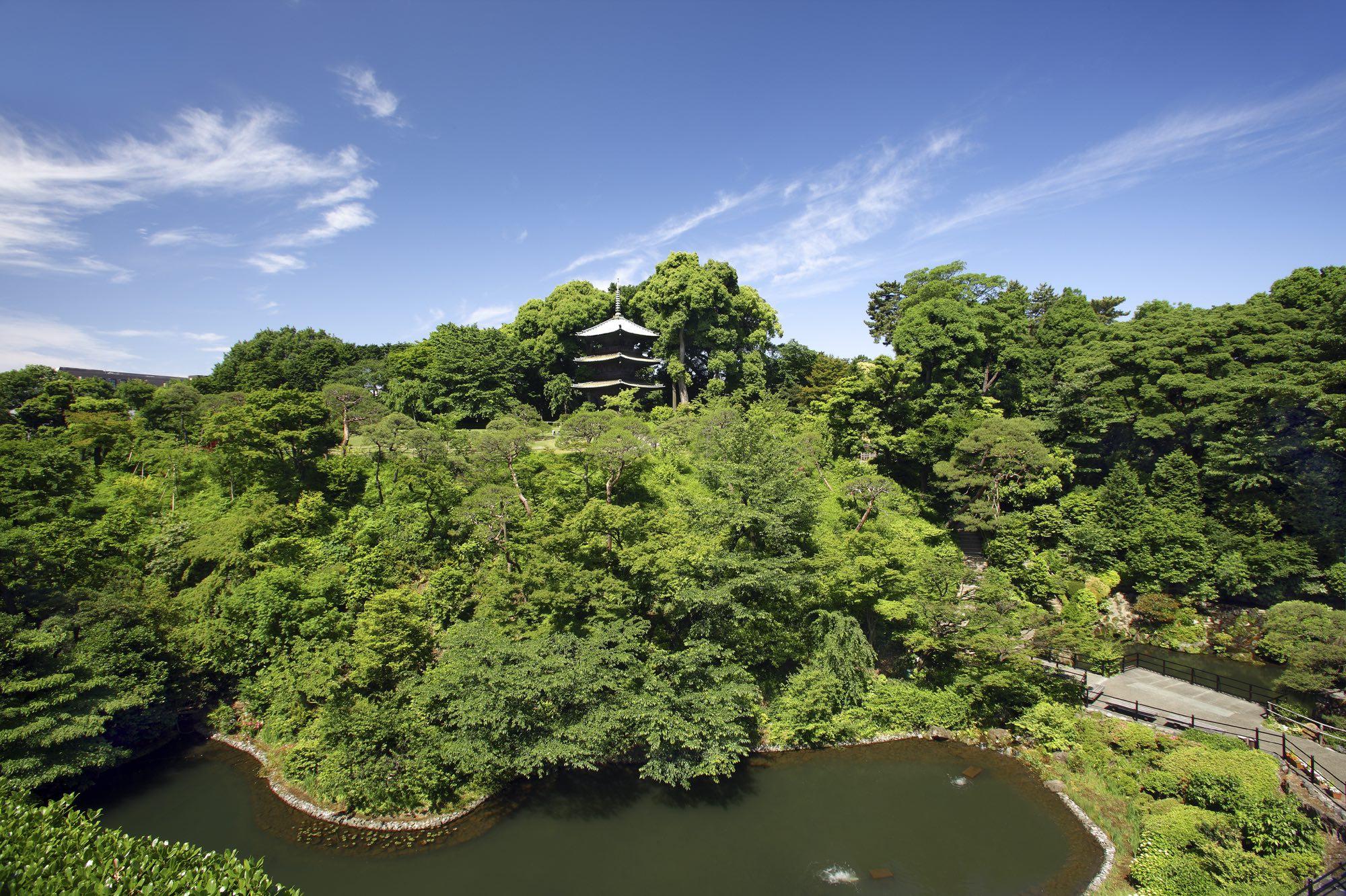 YukataEvent ChizanshoHotelTokyo