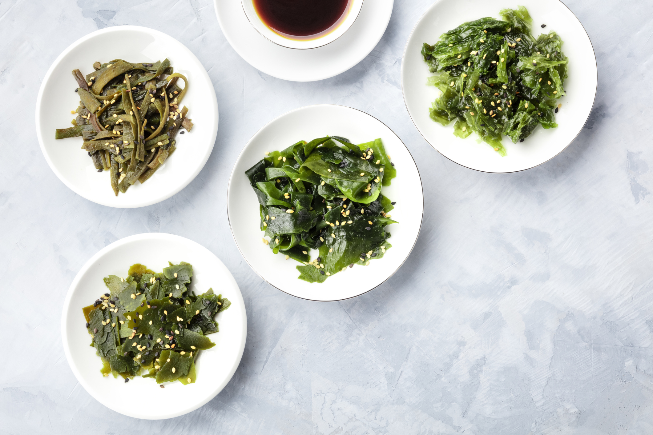 7 Japanese Superfoods To Boost Your Immune System Seaweeds