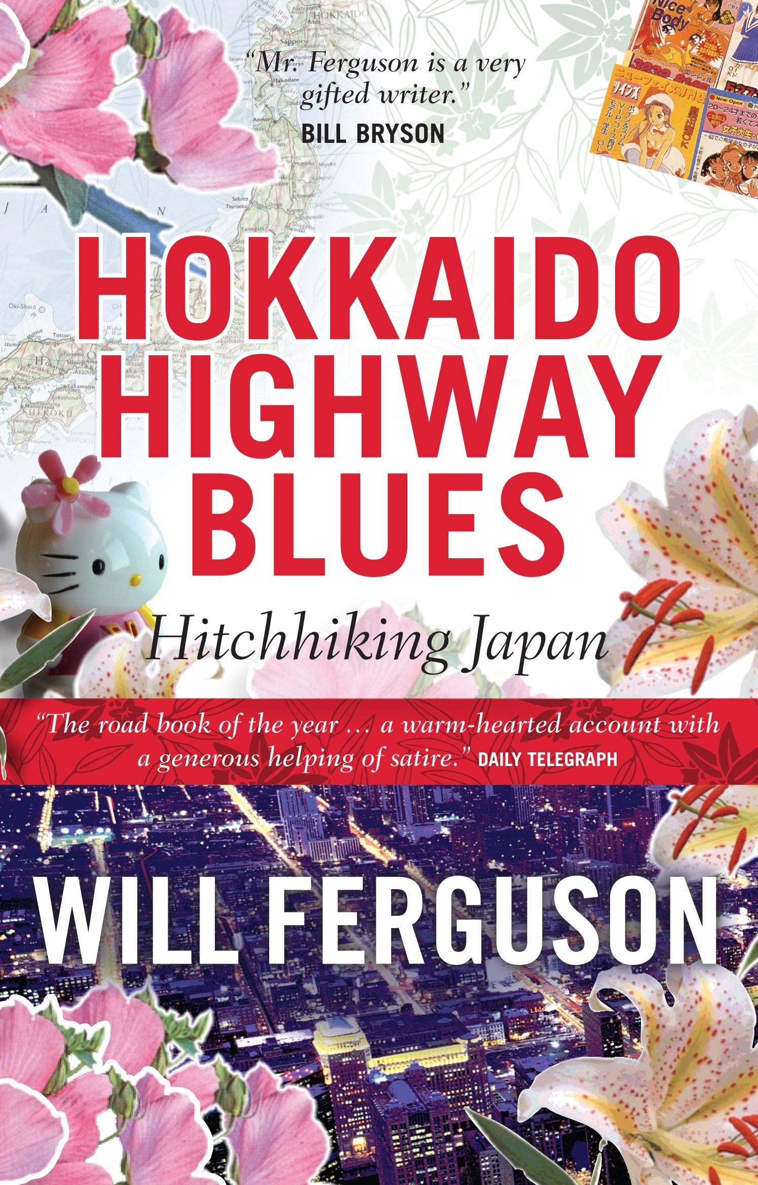 7 Japan Travel Books To Inspire Future Trips Hokkaido Highway Blues Hokkaido Highway Blues
