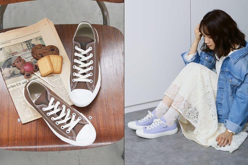 Top 5 Spring Fashion Trends In Tokyo 2020 Converses Lead