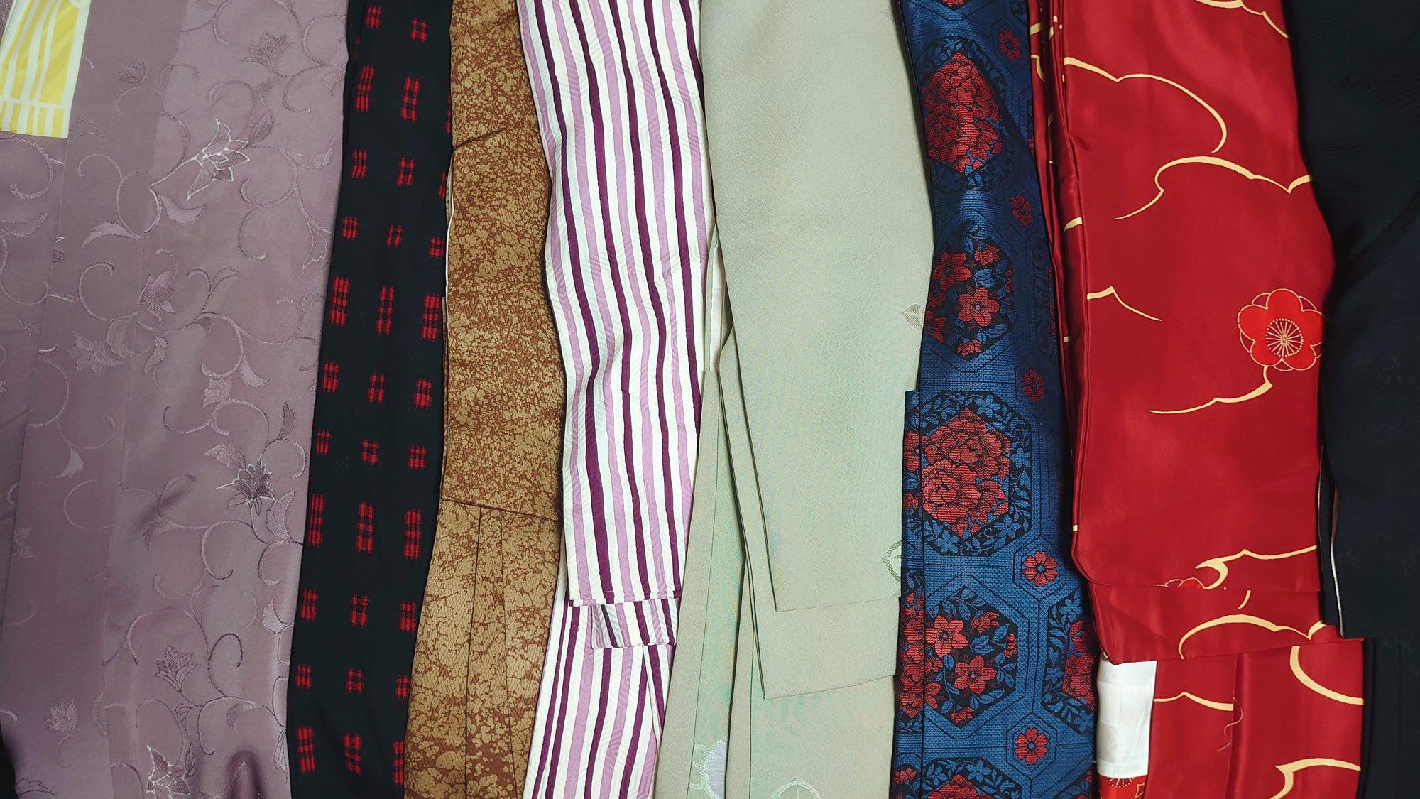 Kimono Fashion With A Twist - Haori layered out