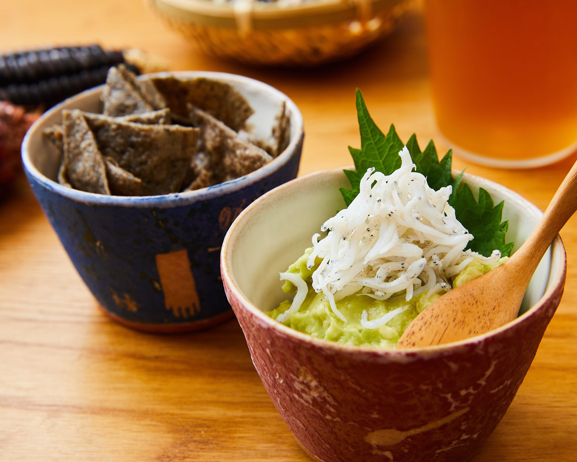 Los Tacos Azules Get Your Taco Survival Kit In Tokyo: A Discussion with Chef Marco Shirasu Guacamole