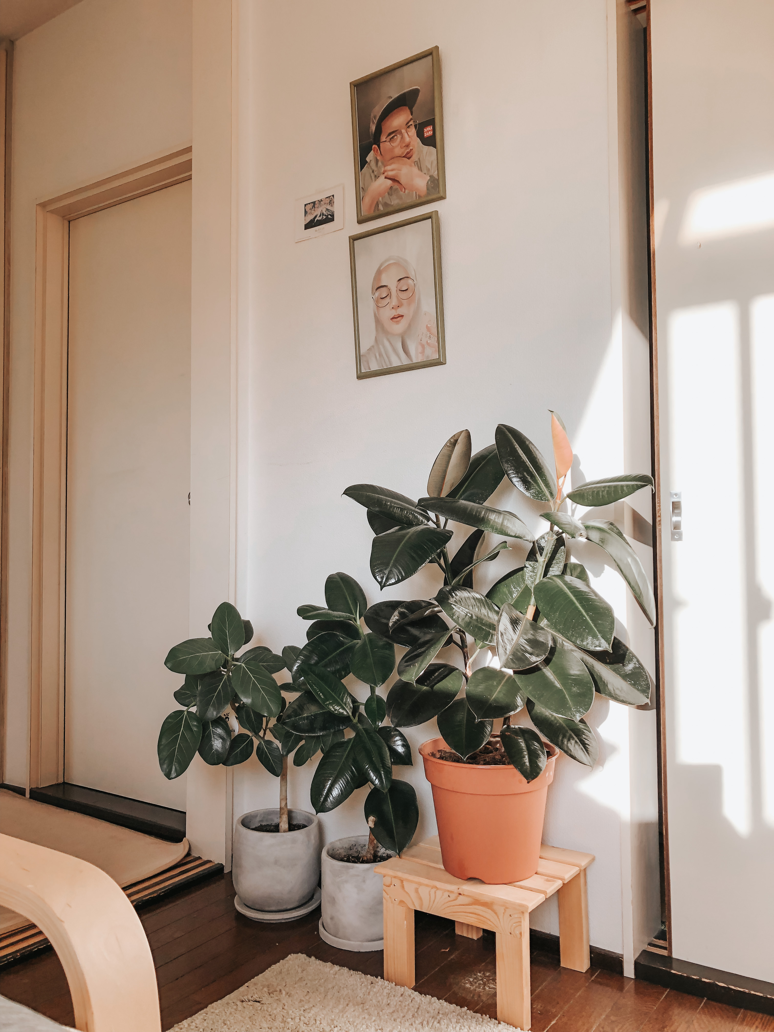 Living In A Small Japanese Home As A Family Of Three