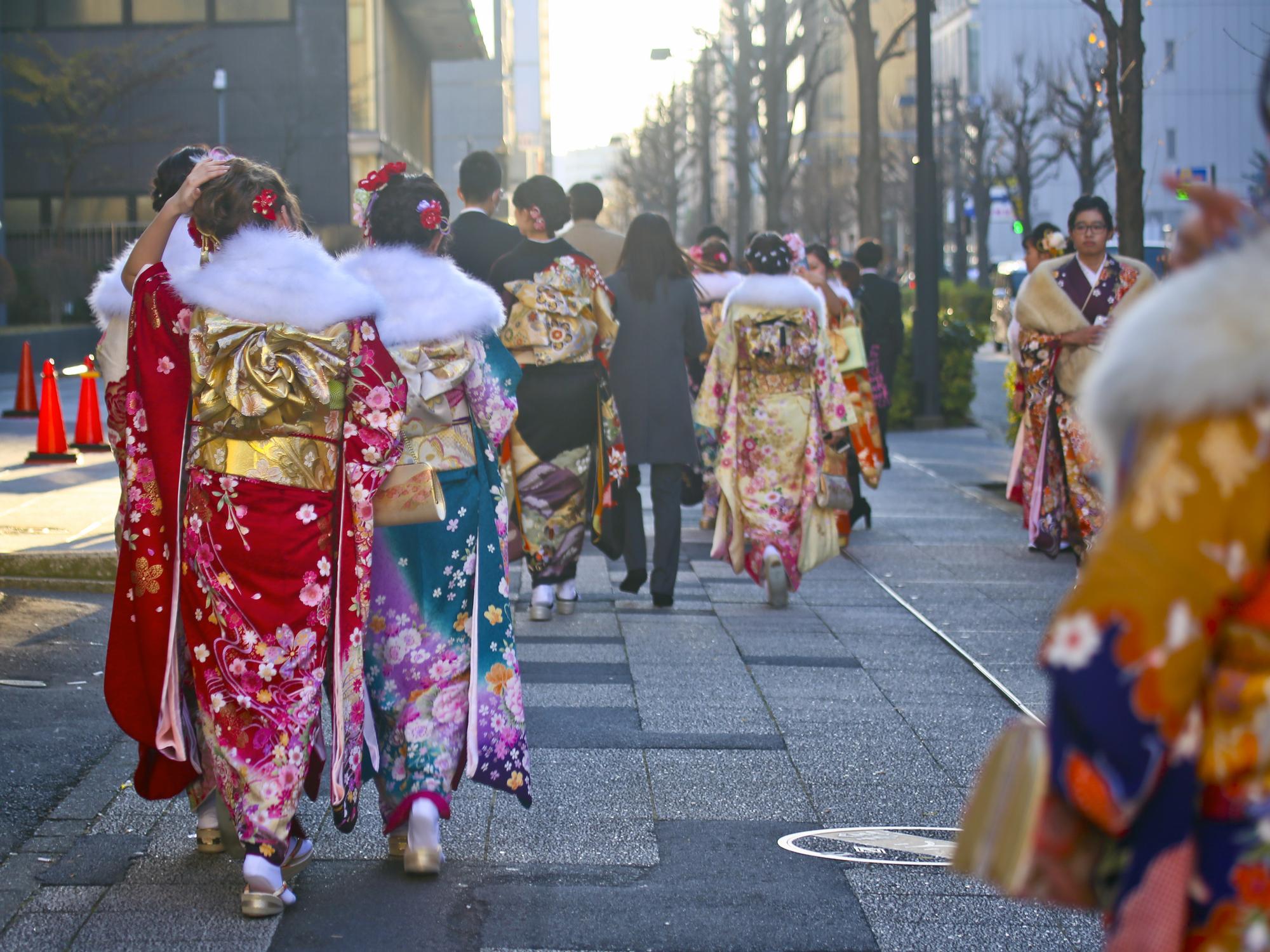 Kimono Fashion With A Twist