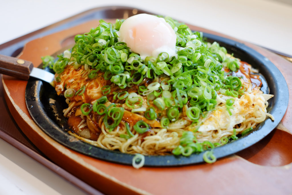 Eating Like A Local: A B-Kyu Gurume