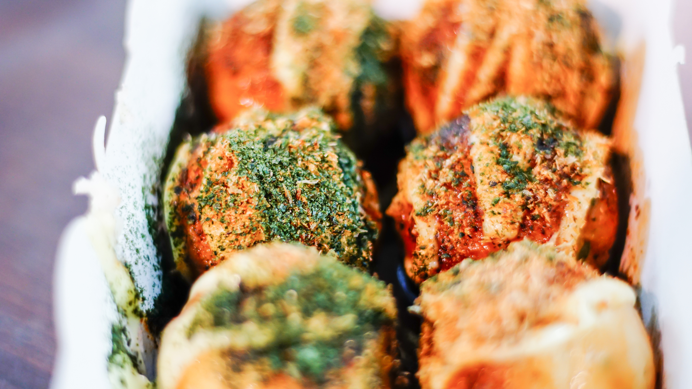Eating Like A Local: A B-Kyu Gurume - Takoyaki balls