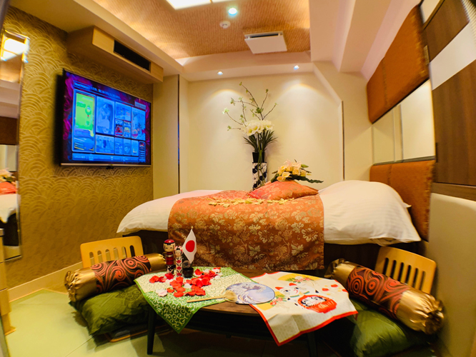 Japan's Love Hotels: 10 Hotels To Suit Every Taste - Hotel Beat Wave