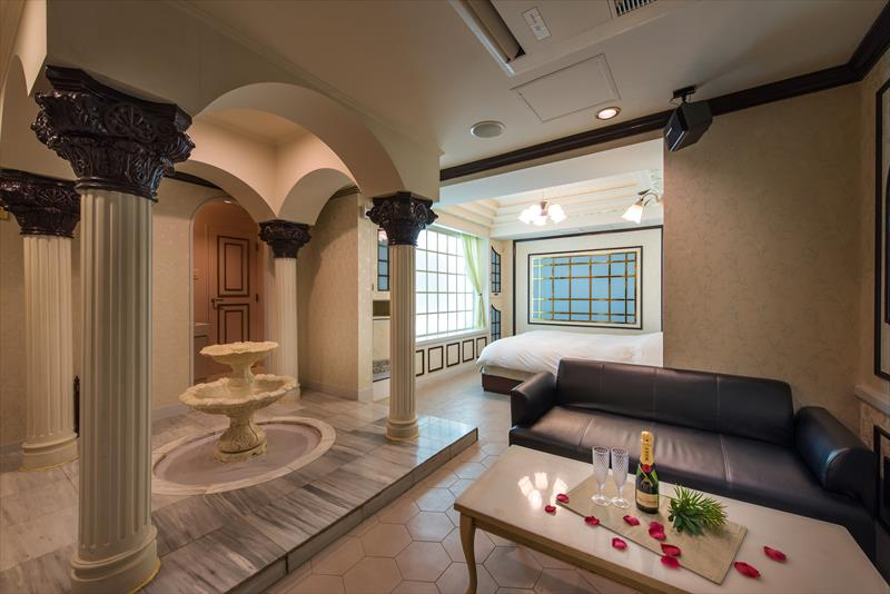 Japan's Love Hotels: 10 Hotels To Suit Every Taste - Hotel Papion Nishi Nippori