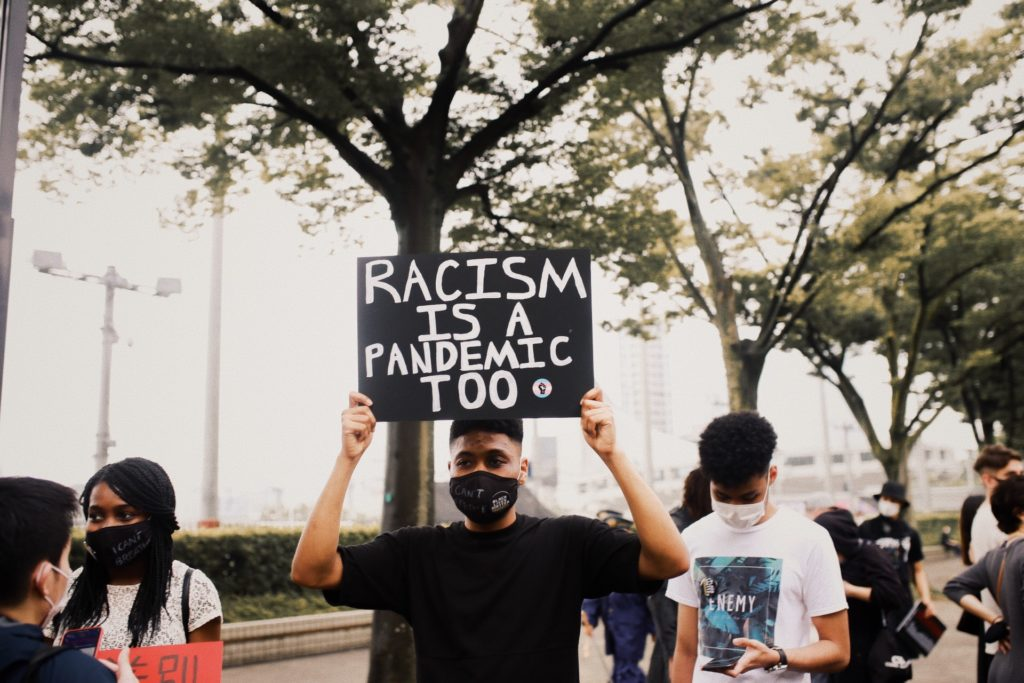 Racism Is A Global Pandemic - Racism in Japan