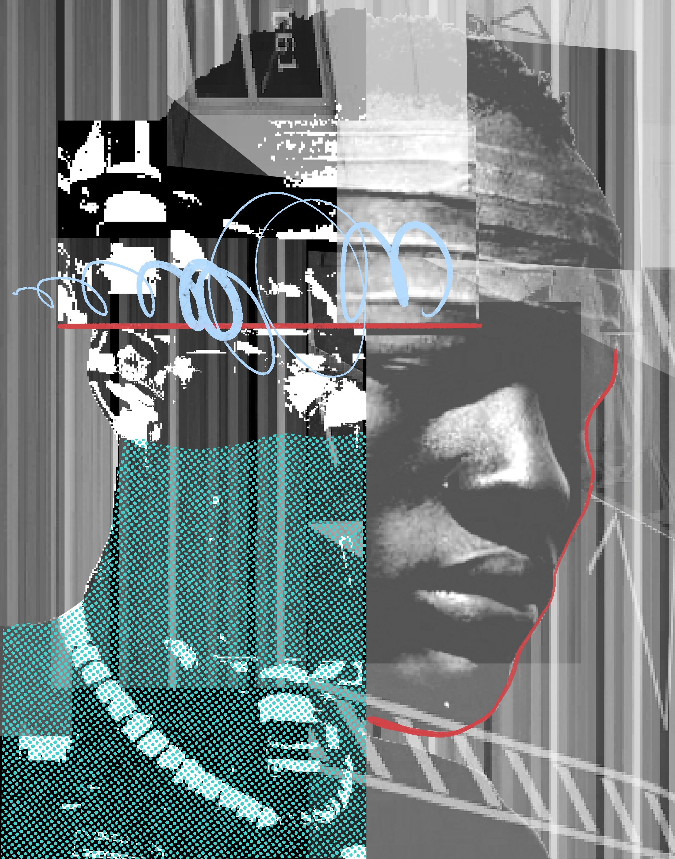 Racism Is A Global Pandemic - Black Cyberpunk - Aaron Marin