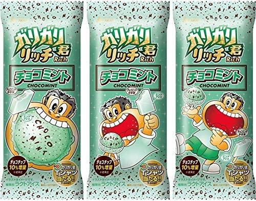 Trending In Tokyo: Let The Choco-Mint Mania Begin! Gari gari kun rich choco mint