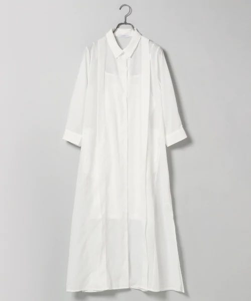 top-5-tokyo-summer-fashion-trends-2020 White Shirt Dress