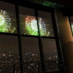 Tokyo Sky Tree Fireworks