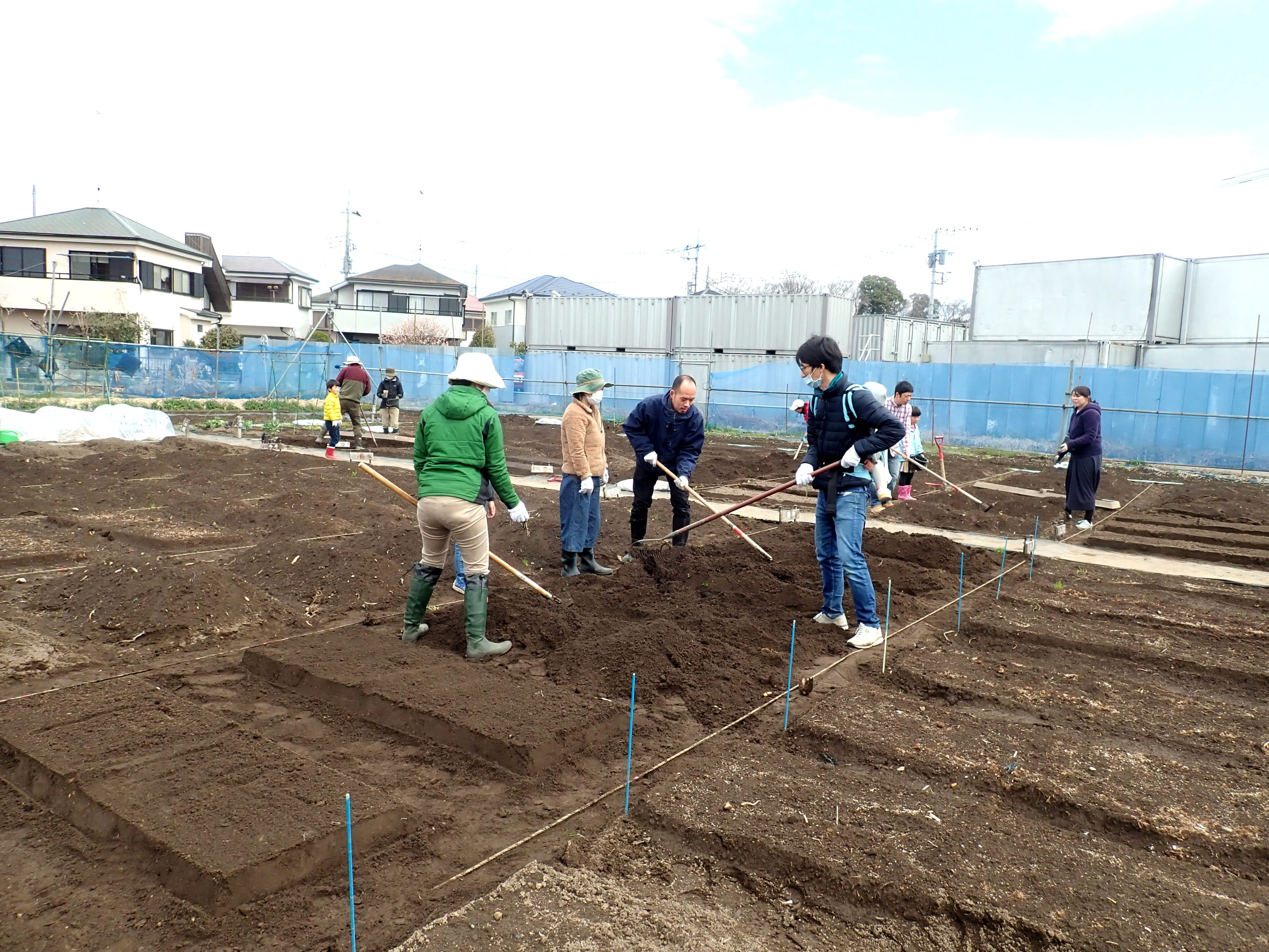Here S How To Join A Community Garden In Tokyo Savvy Tokyo