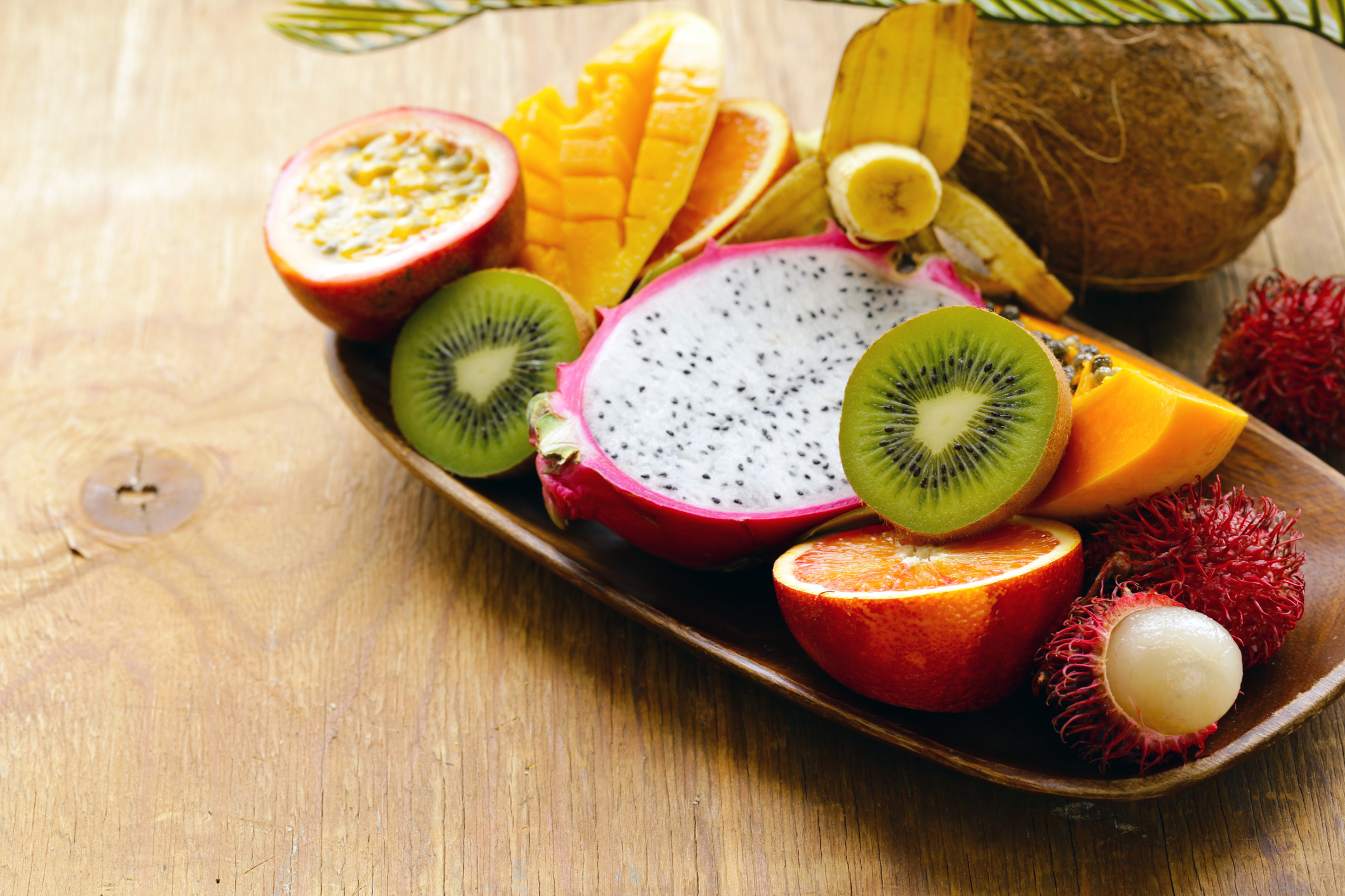 Natsubate: How To Deal With Summer Fatigue In Japan - fresh tropical fruits