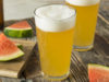 Traditional Bad Food Combos In Japan - Beer and Watermelon