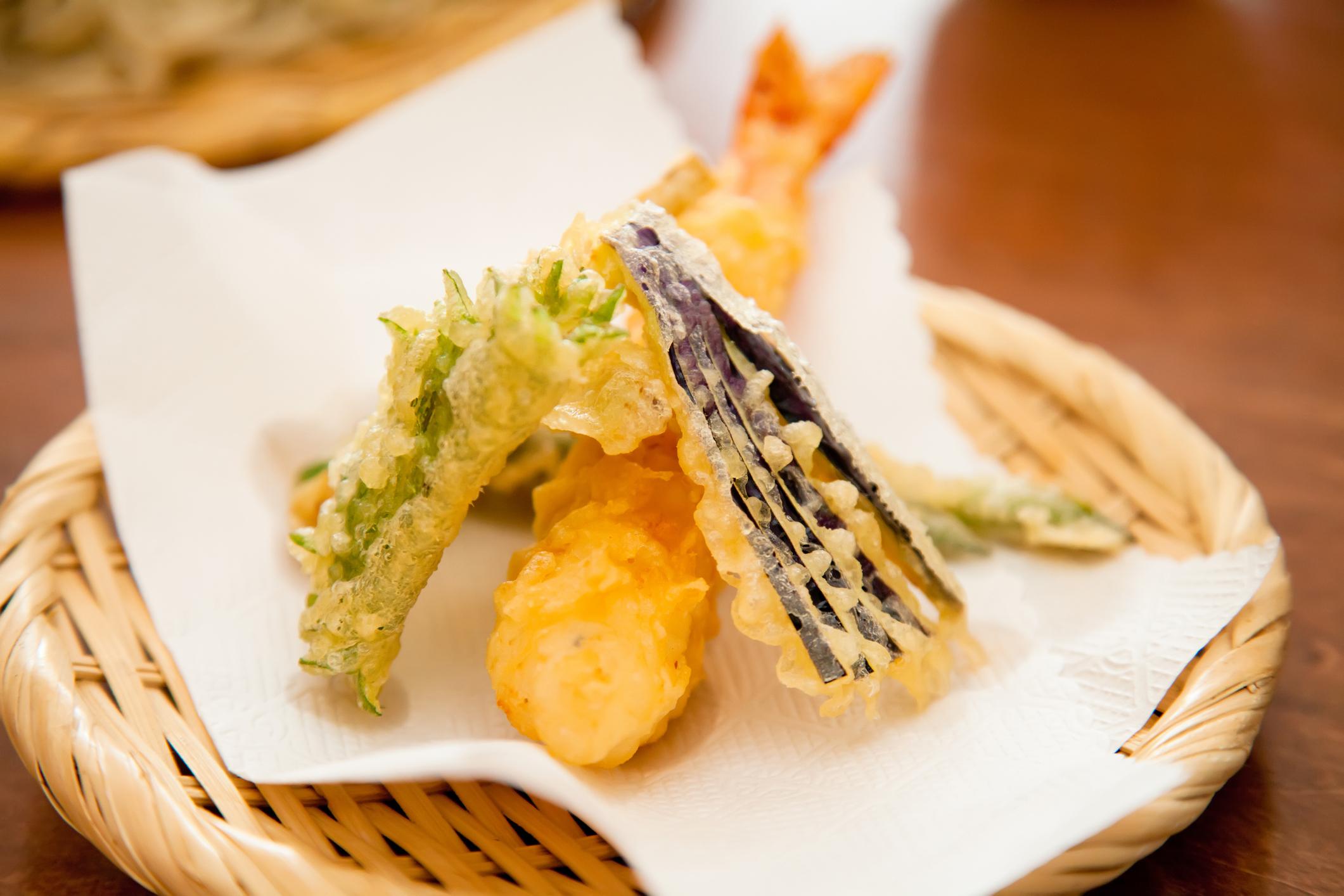 Traditional Bad Food Combos In Japan - Tempura