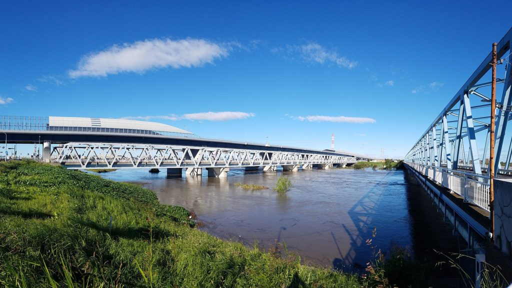 edogawa river