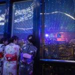 Tokyo Tower Milky Way
