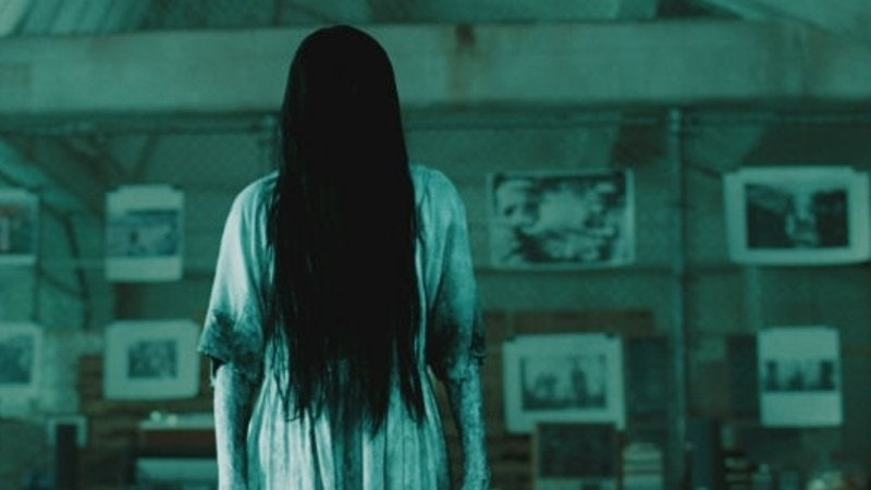 The grudge screenshot