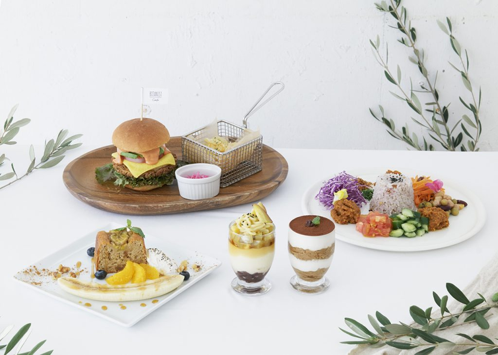 8 New Vegan Foodie Options In Tokyo 2020