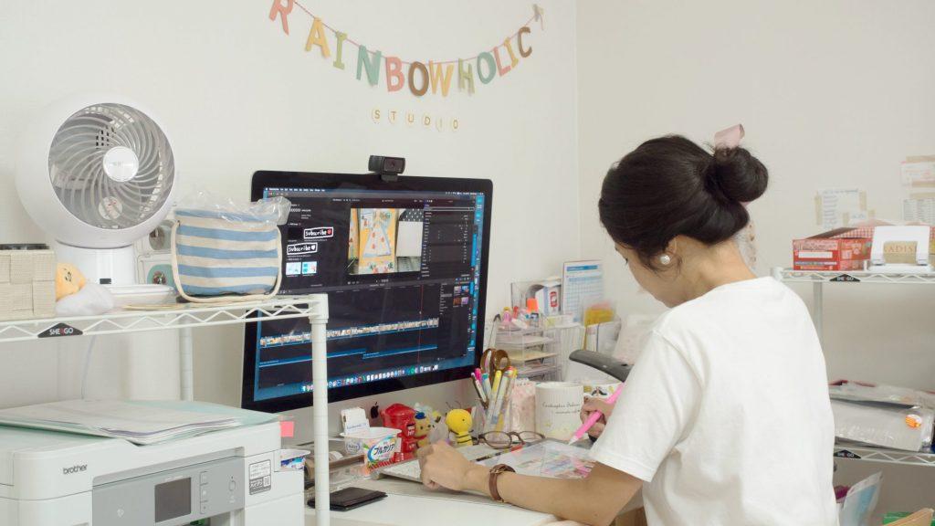 Exploring A Creative Outlet With Kaila Ocampo