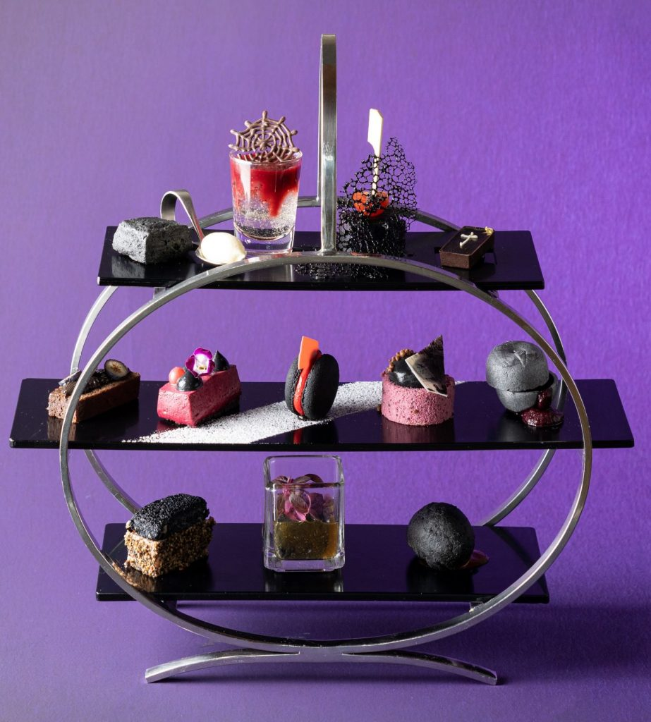 2020 Halloween Afternoon Tea and Buffets in Tokyo