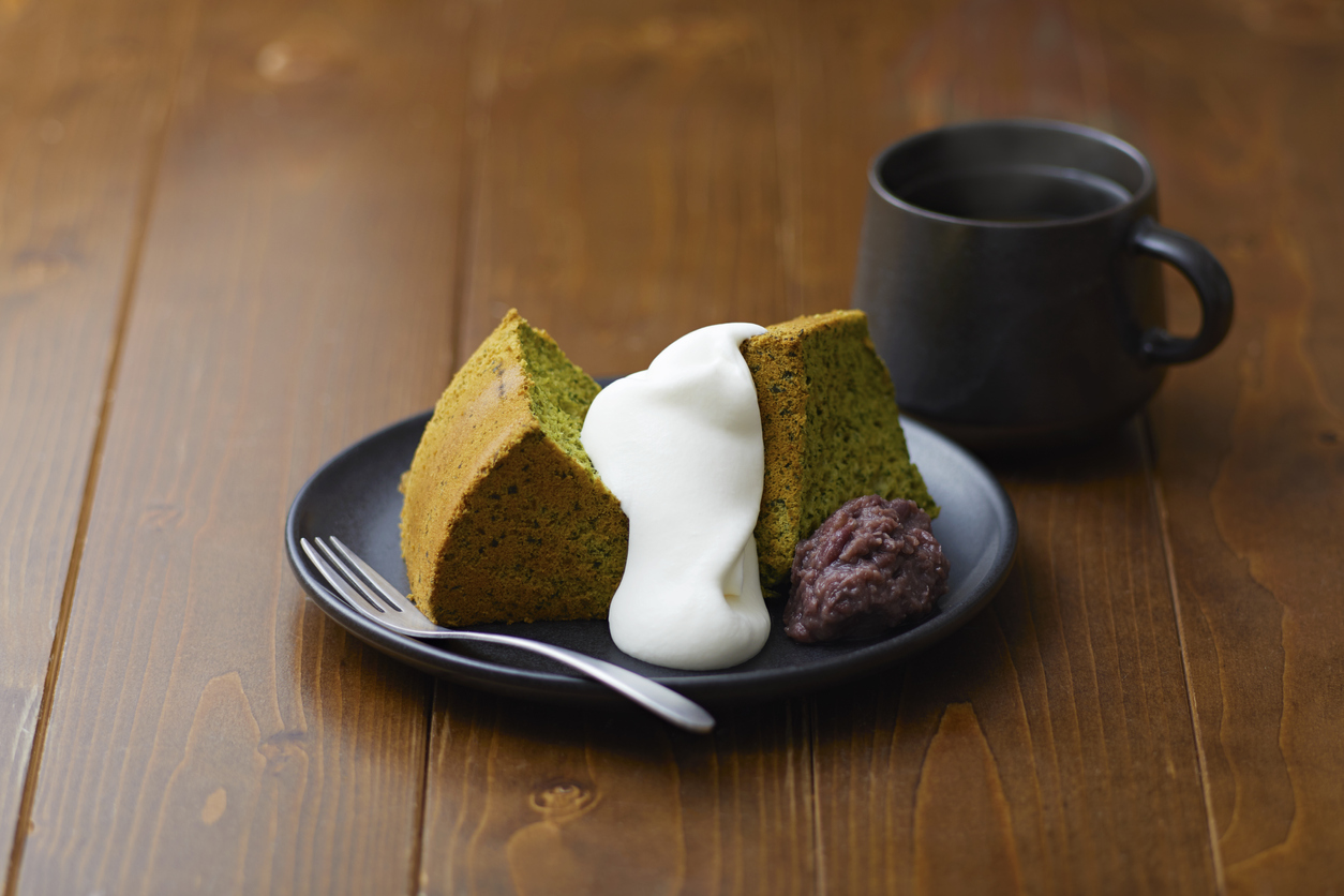 5 Japanese Cooking Sites to Follow: chiffon cake