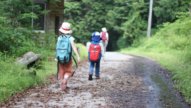 A Family Hike From Mt Mitake To Mt Hinode