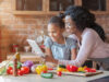 5 Japanese Cooking Sites to Follow: Black mother and daughter cooking