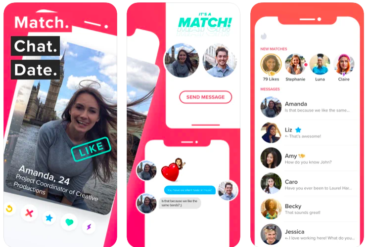Best dating apps: Tinder
