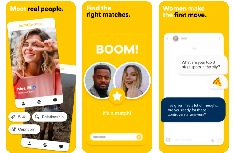 Best datings apps: bumble