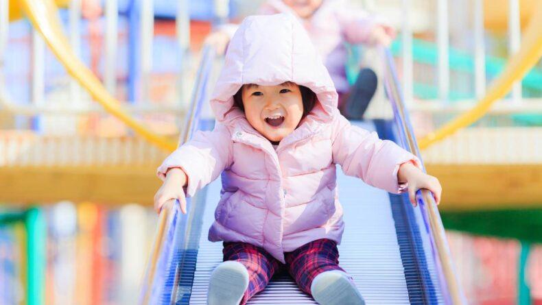 Children Talks: Essential Japanese Vocabulary For The Playground