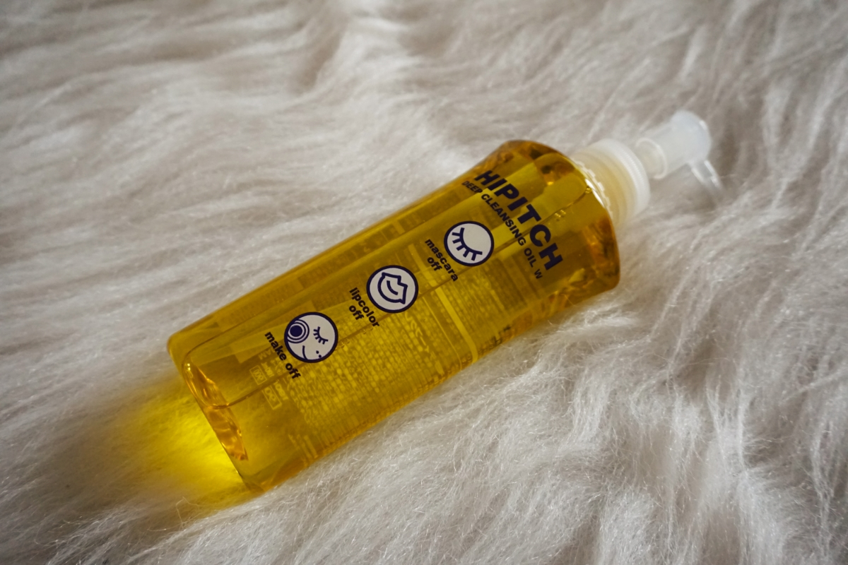 hipitch oil japanese acne products