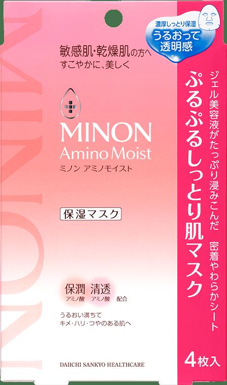 Minon Amino Moist Mask