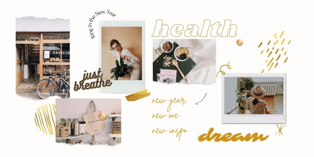 Sticking To Your Goals With A Vision Board