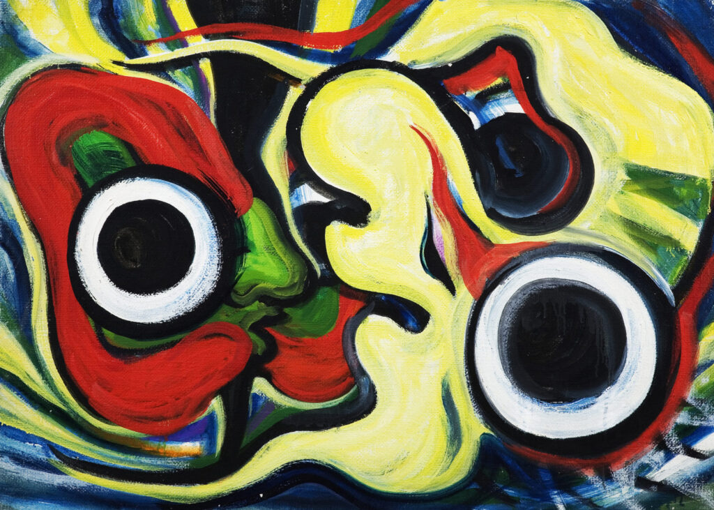 Taro Okamoto Exhibition: Confronting Eyes