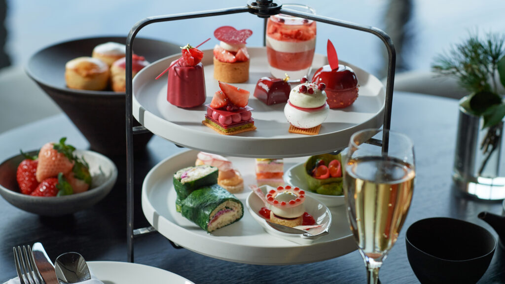 Afternoon Teas For Takeout