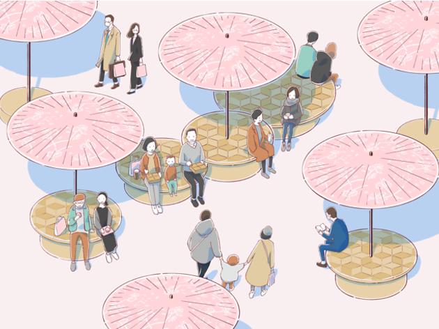 Sakura Festival Nihonbashi