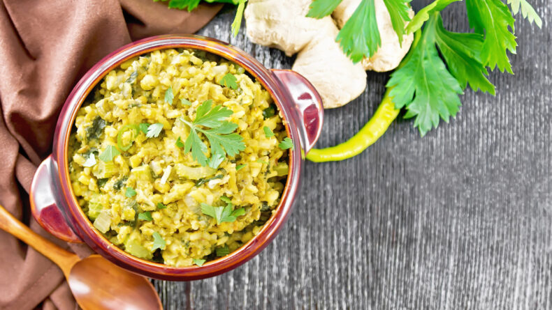The Kitchari Cleanse: An Ancient Detox Diet